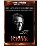 Absolute Power / Eastwood Collection [Reino Unido] [DVD]