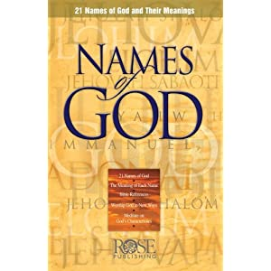 Names of God Rose Publishing