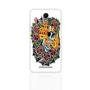 STYLR Premium Designer Mobile Protective Back Hard Case for Xiomi Redmi Note 2 | RDN2-028