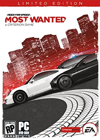 Need for Speed Most Wanted Limited Edition