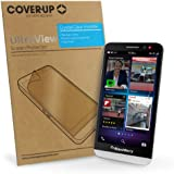 Cover-Up Ultraview Blackberry Z30 Smartphone Crystal Clear Invisible Screen Protector (Pack of 2)