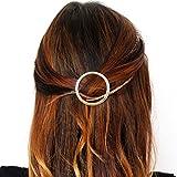 Geometrische Haarspange Haarschmuck Haarklammer Klammer...