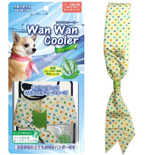 プラッツ (PLATZ) ワンワンクーラー 小・中型犬用キャンデイドット