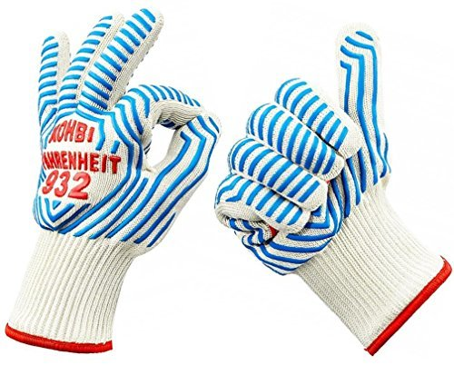 Cooking Gloves - Premium Protection Certified