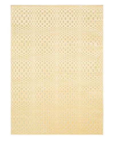 Braque Rug, Light Yellow, 5' 3 x 7' 7