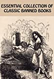 ESSENTIAL COLLECTION OF CLASSIC BANNED BOOKS: ADAM BEDE, FANNY HILL, CANDIDE, THE HUNCHBACK OF NOTRE DAME, THE AWAKENING, SISTER CARRIE, WOMEN IN LOVE, MADAME BOVARY, SALAMMBO, and many more.