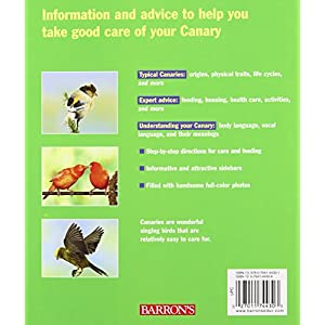 Canaries (Complete Pet Owner's Manual)
