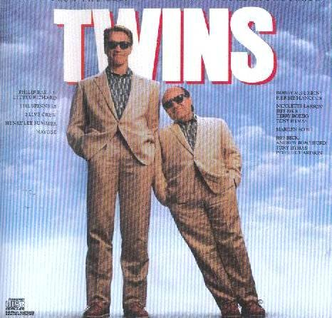 The Spinners - Twins, The Original Soundtrack - Zortam Music