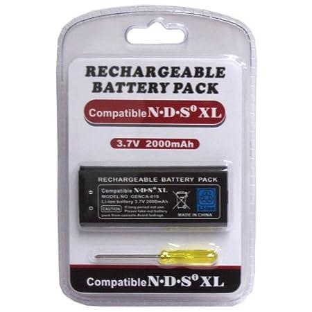 DSi XL Battery Pack
