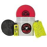 Chemical Guys HOL133 Best Detailing Bucket Kit, 16 fl. oz (5 Items)