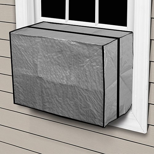 Air Conditioner Threatening Duty AC Outdoor Window Unit Cover Medium 10,000-15,000 BTU