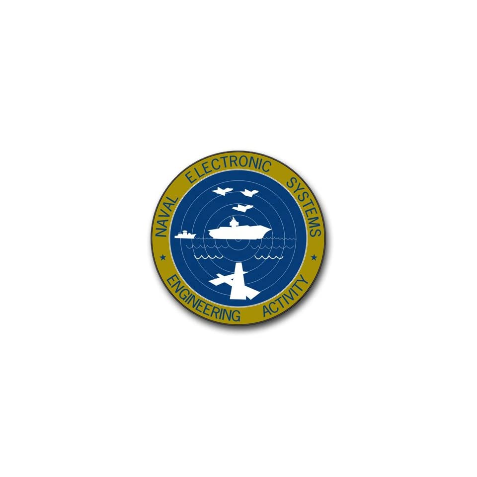 US Navy Electronic Systems Engineering Activity Decal Sticker 3.8