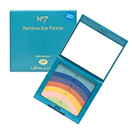 Boots No7 Limited Edition Rainbow Palette : Target