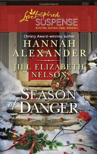 Image of Season of Danger: Silent Night, Deadly Night\Mistletoe Mayhem (Love Inspired Suspense)