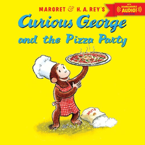 Curious George And The Pizza Party front-889316