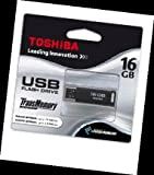 USB 2.0 Flash / Key Drive - 16GB - TOSHIBA Ready Boost Enabled