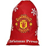 Manchester United Jumbo Christmas Stocking Present Sack