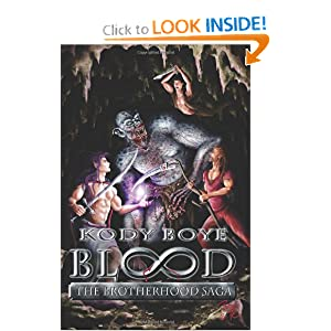 Blood (The Brotherhood Saga)