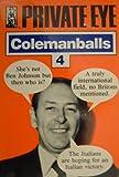 Private Eye Colemanballs: No. 4
