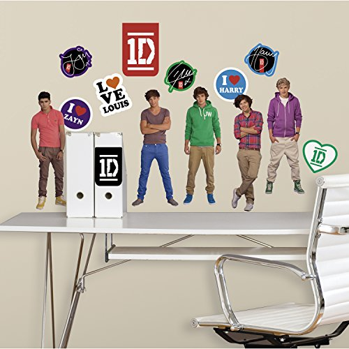 RoomMates RMK2135SCS 1-Direction Peel and Stick Wall Decal - 1