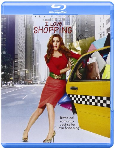 I love shopping [Blu-ray] [IT Import]