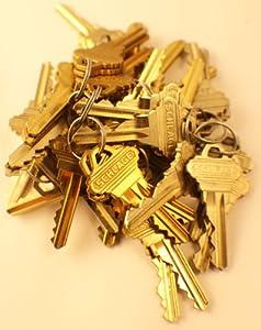 Fine woodworking keyway keys