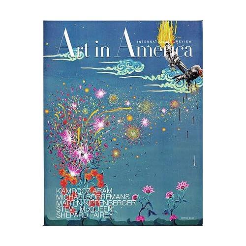 Art in America magazine, March 2009, Vetrocq, Marcia E. (editor)