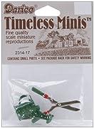Darice Timeless Miniatures: Gardening Equipment