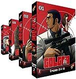 ゴルゴ13 TVシリーズ全50話収録 DVD BOX ヨーロッパ版