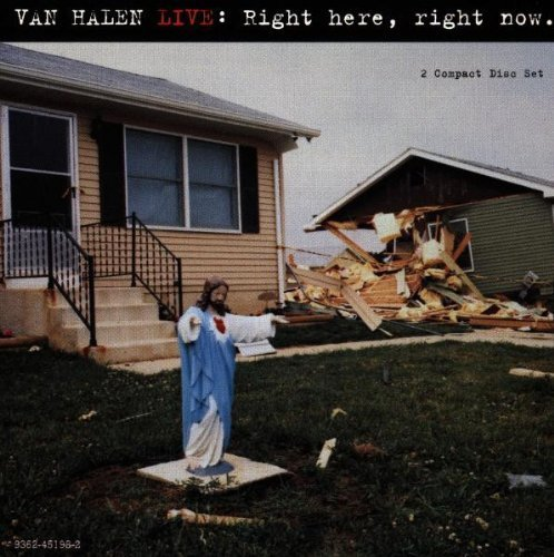 Van Halen - Live: Right Here, Right Now Cd - Zortam Music