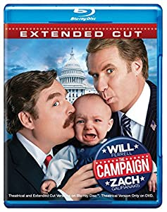 The Campaign (Blu-ray+DVD Combo Pack)