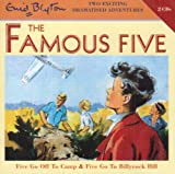 Enid Blyton 7. Five Go Off To Camp & Five Go To Billycock Hill: WITH Five Go to Billycock Hill (Famous Five)