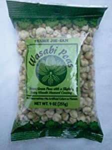 Trader Joe`s Wasabi Peas (6 pack) by Trader Joe's