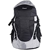 Zwart 32 Ltrs Black and Grey Backpack / Rucksack