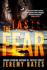The Taste Of Fear by Jeremy Bates ebook deal