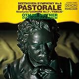ベートーヴェン:交響曲第6番<田園>/レオノーレ序曲第3番/フィデリオ序曲