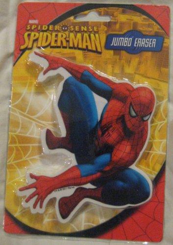 Marvel Spider Sense Spider-man Jumbo Eraser - 1