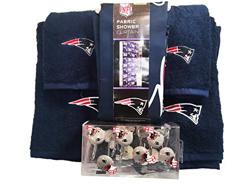 New England Patriots Curtain Patriots Curtain Patriots