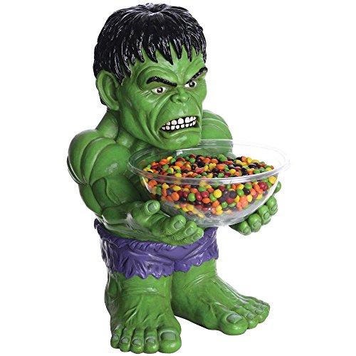 The Hulk Candy Bowl and Holder (Hulk Candy Bowl Holder)
