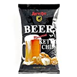Sprecher Beer-Flavored Kettle Chips 9 oz each (2 Items Per Order)