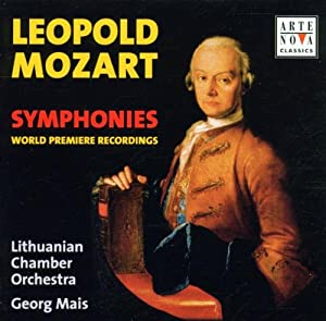 Symphonies (Mais, Lithuanian Chamber Orchestra)