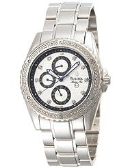 Bulova Men's 96E102 Marine Star Diamond Accented Watch