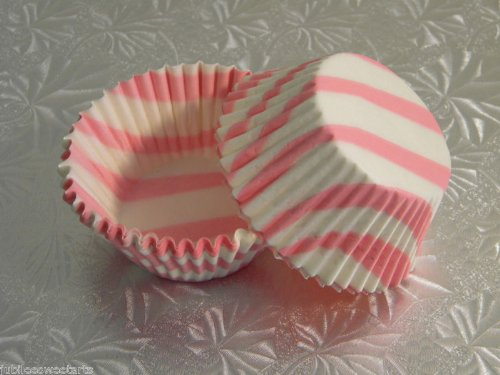 Pink Zebra Cupcake Liners 50 count