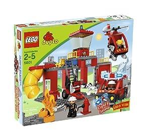LEGO Duplo Legoville Fire Station (5601)