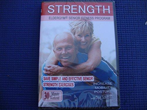 Strenght ** Eldergym Senior Fitness Program ** Dvd ** Safe Simple & Effective Senior Balance Exercises (Senior Fitness Program compare prices)