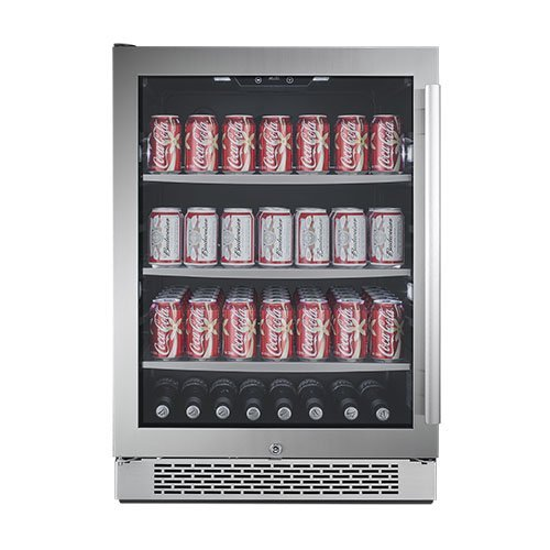 Avallon 152 Can Built-In Beverage Cooler - Left Hinge (Commercial Coca Cola Refrigerator compare prices)