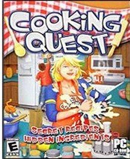 Cooking Quest: Secret Recipes, Hidden Ingredients
