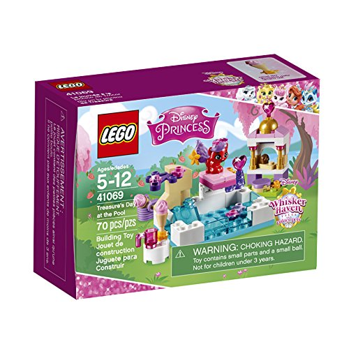 LEGO-Disney-Princess-Treasures-Day-at-the-Pool-41069