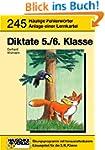 Deutsch. Diktate 5./6. Klasse. H�ufig...