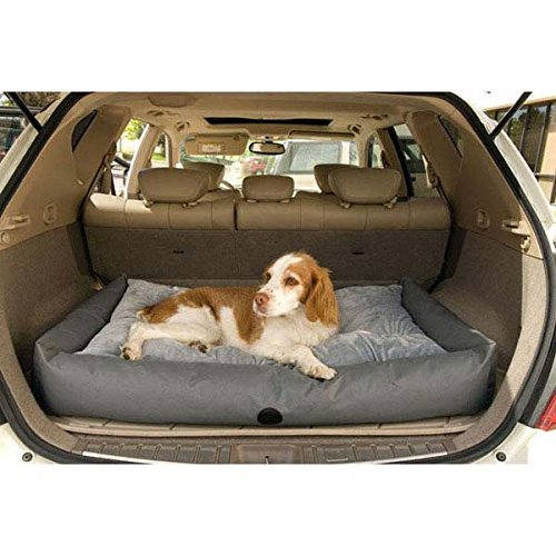 """K&H Pet Products Travel / Suv Bed Small Gray 24"""" X 36"""" X 7"""" (Set Of 3) front-924385"""